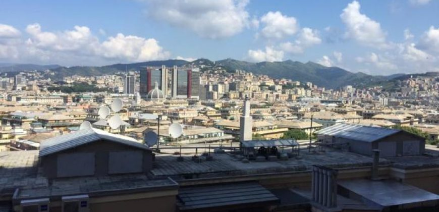 Albaro via Trento extralusso 160 mq