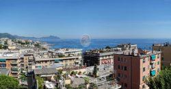 Albaro Viale Garbieri 140 mq terrazzo vista mare