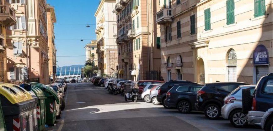 Albaro Via Trieste perfetti 7 vani