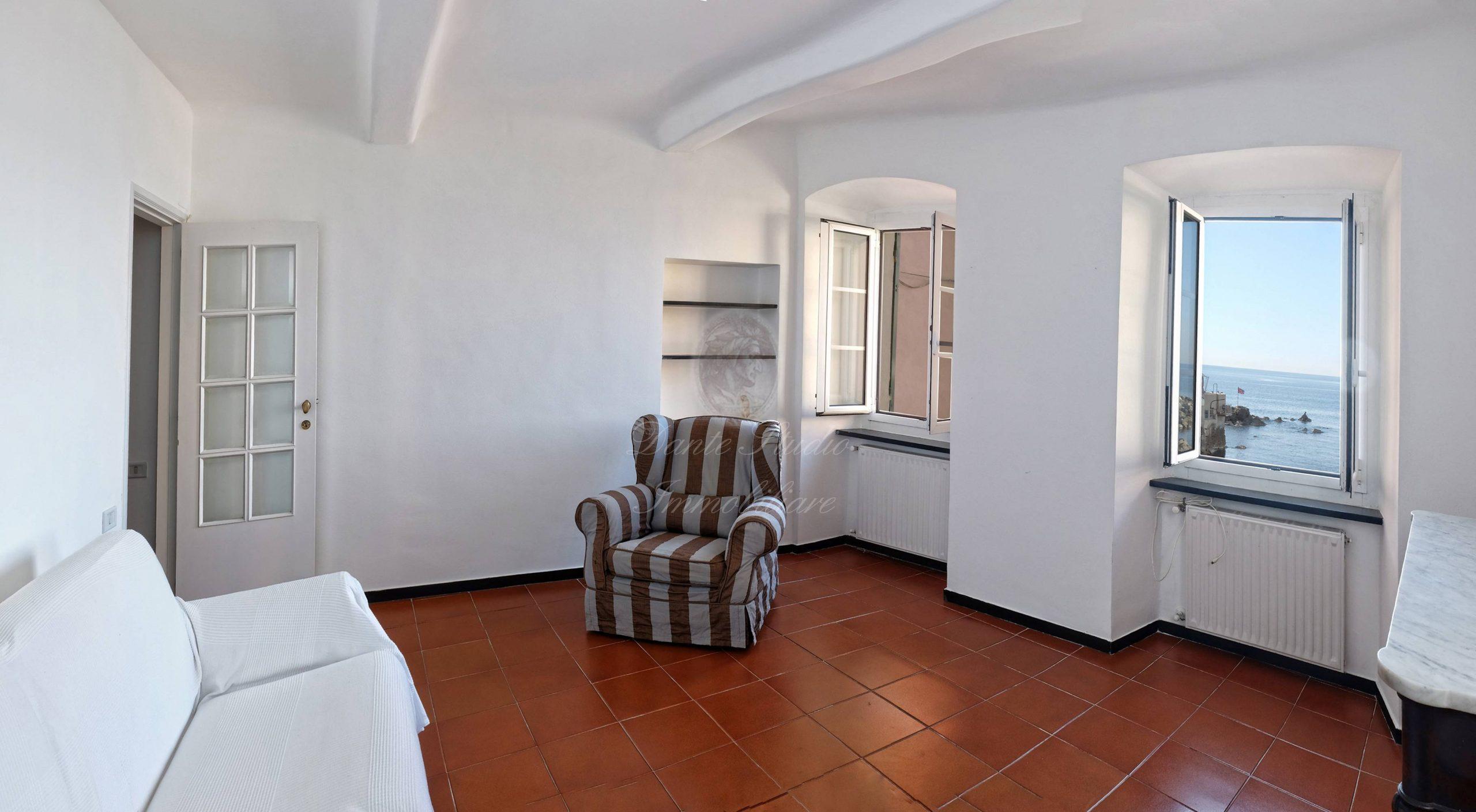 Borgo di Boccadasse immobile 100 mq  da amatore