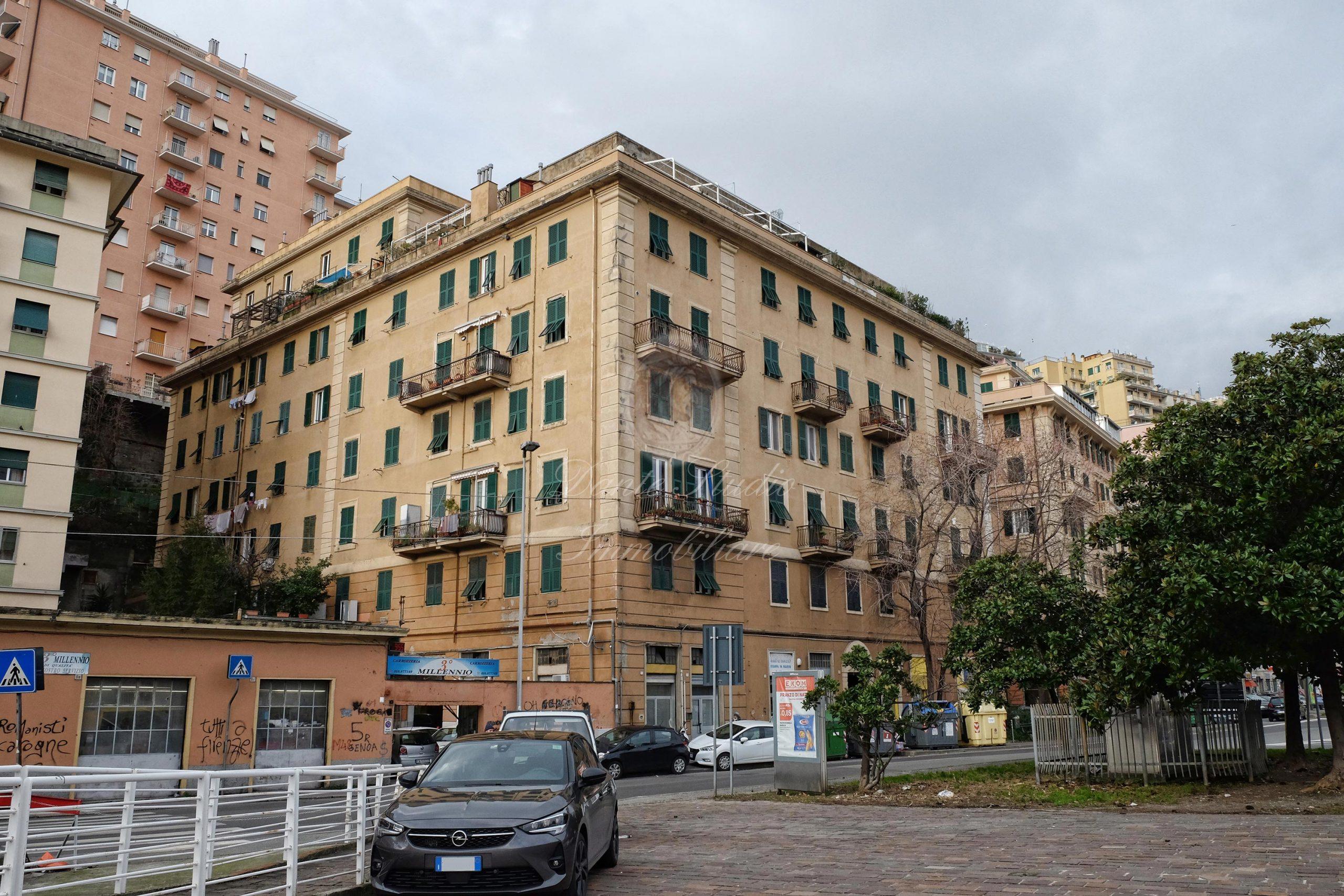 Marassi Via Bobbio 6 vani da riordinare
