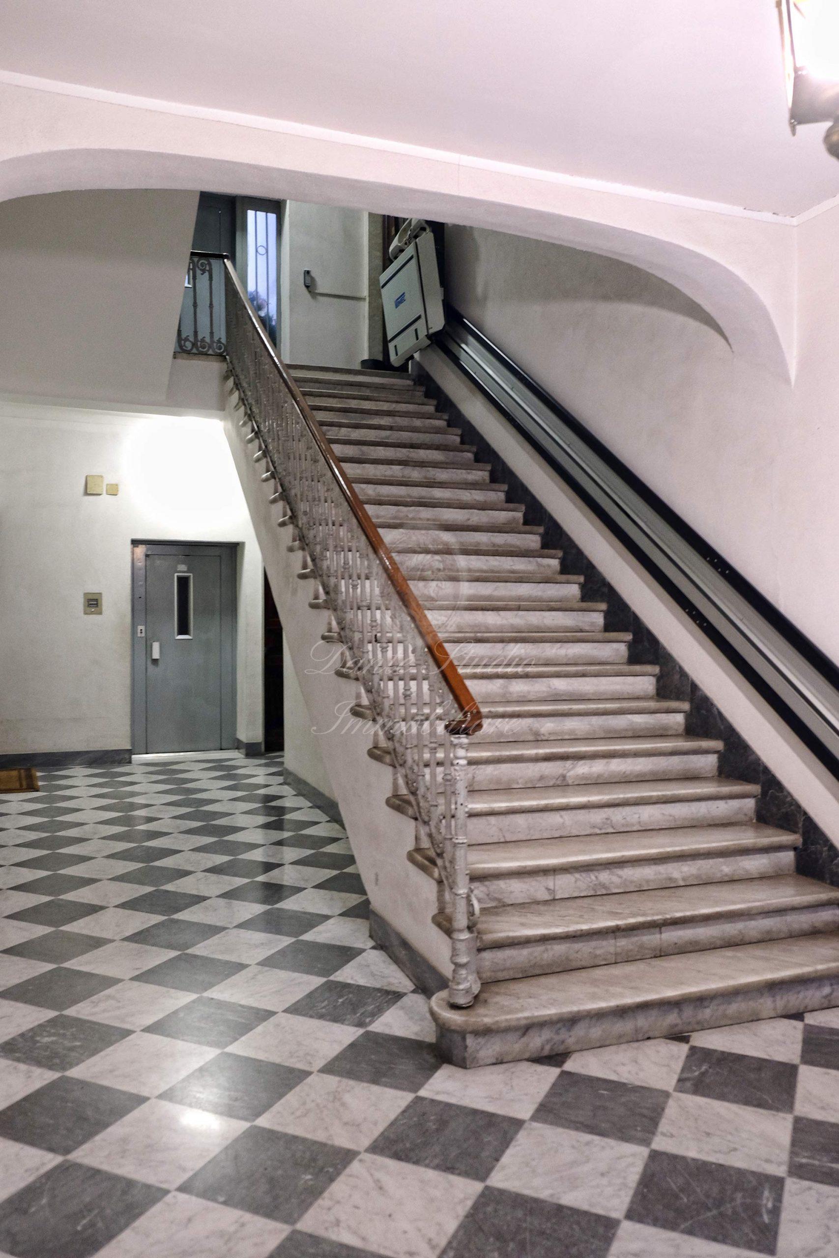 Centro Via Galata 220 mq nuovi