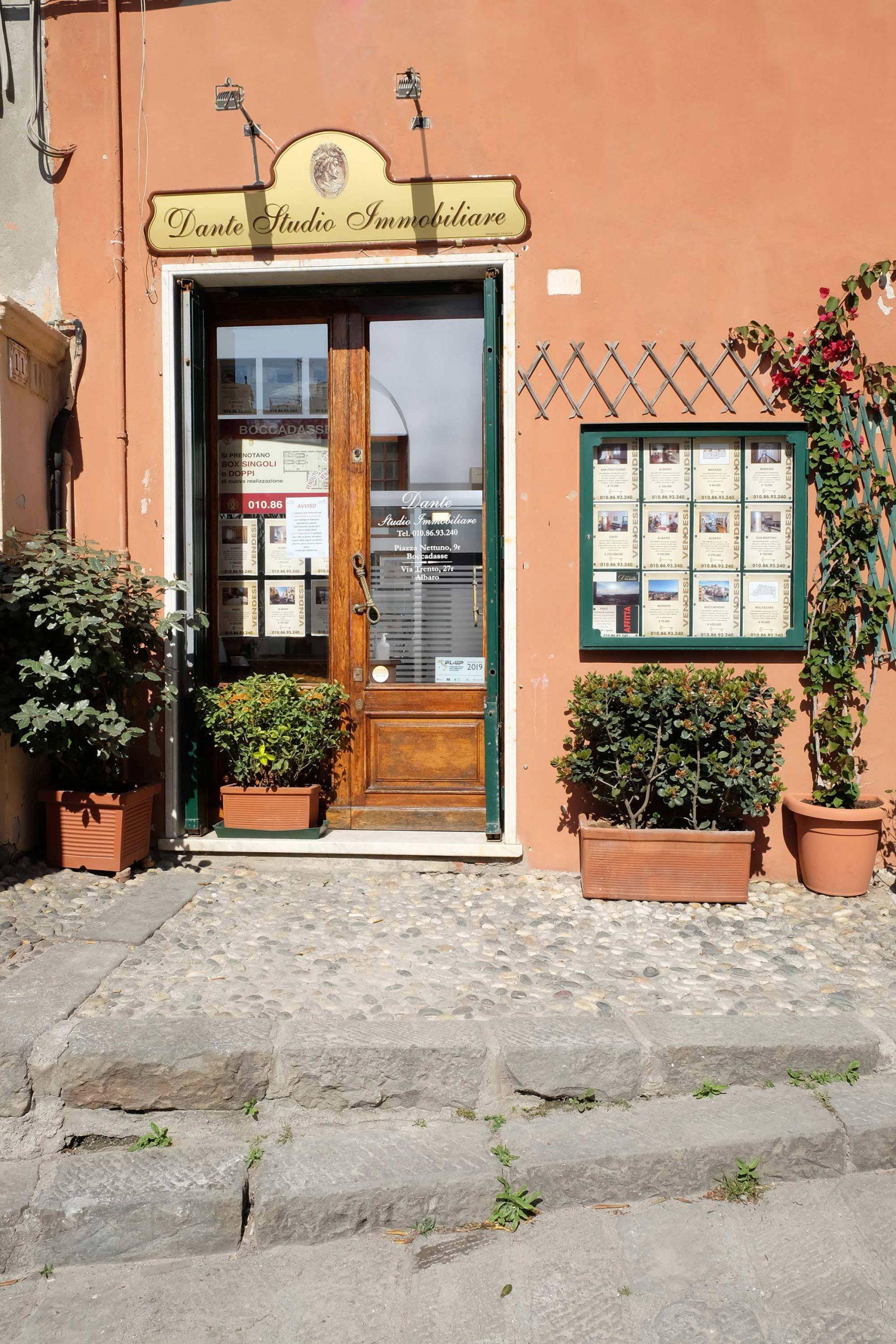 Borgo di Boccadasse splendido monolocale arredato