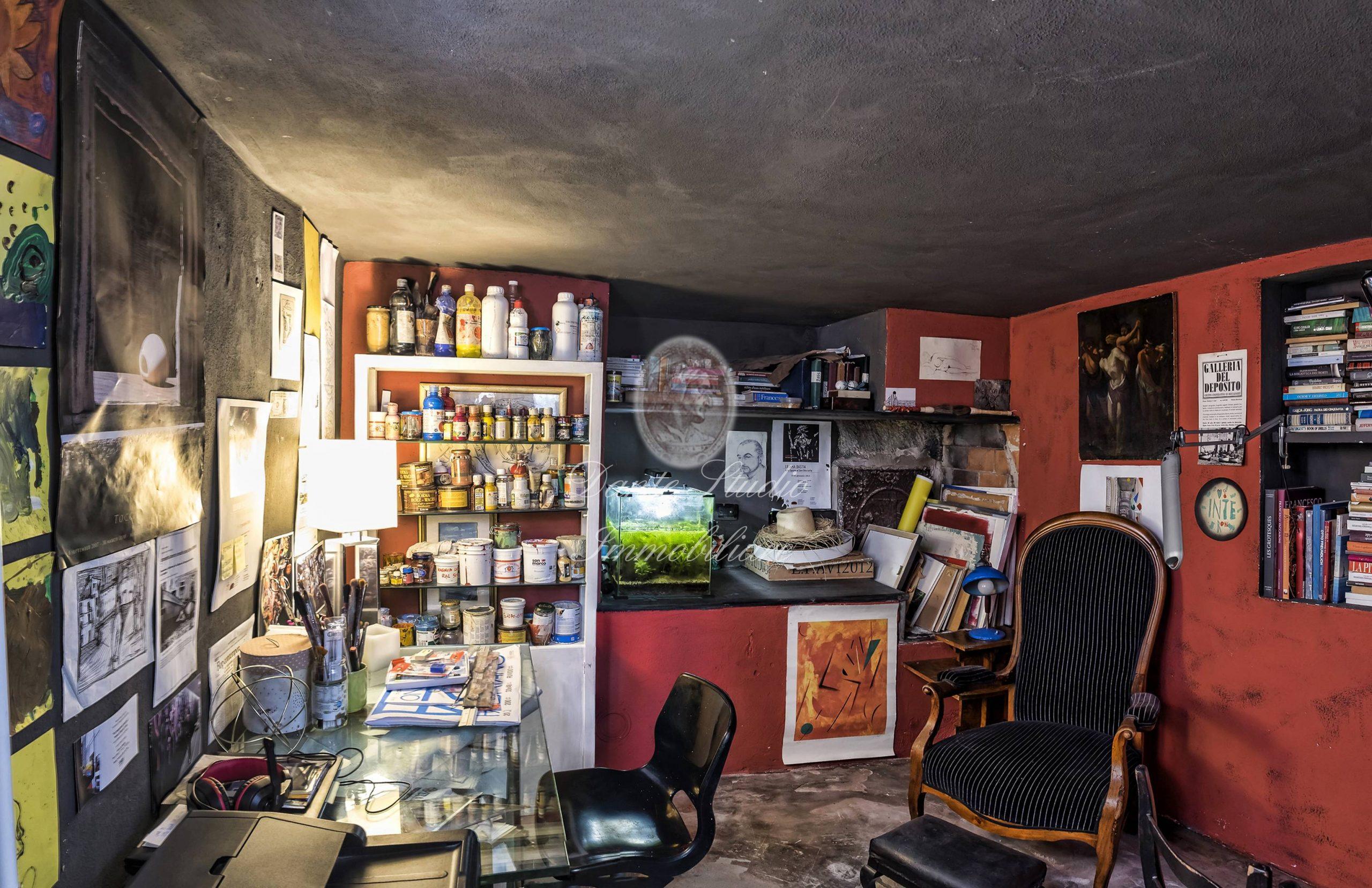 Borgo di Boccadasse intera palazzina indipendente 150 mq con terrazzo vista mare